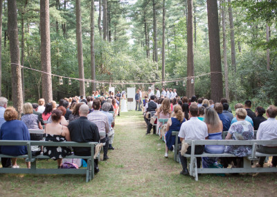 campwedding_camptrillium_weddingpartywithcanoe-2