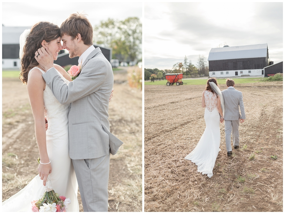 ben amp melissa brantwood farms wedding brantford