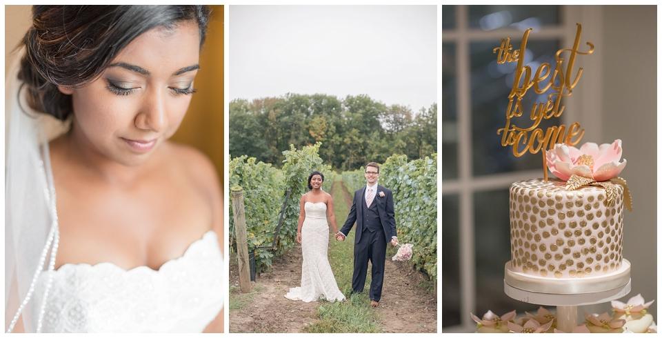 Carlin & Ashley – Chateau des Charmes Wedding – Niagara on the Lake Wedding Photography