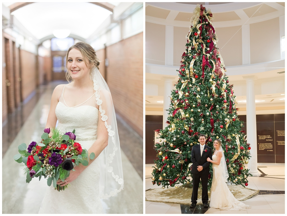 southern baptist theological seminary wedding louisville kentucky wedding winter wedding