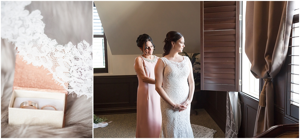 Arlington Hotel Wedding Photography